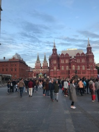 موسكو .. الساحة الحمراء ، أشهر ميادين روسيا على الإطلاق